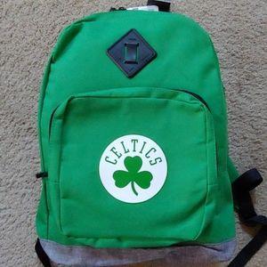 Celtics back pack